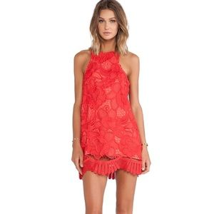 Lovers + Friends cocktail dress